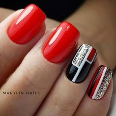 28 Nails That Are Seriously Amazing for 2019 - FavNailArt.com