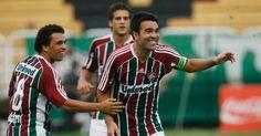 """Deco, do Fluminense, """"O cara"""""""