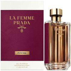 Shop for La Femme Prada Intense Eau De Parfum Spray by Prada Hermes Perfume, Perfume Oils, Perfume Bottles, Perfume Scents, Perfume Fahrenheit, Perfume Invictus, Cosmopolitan, Celebrity Perfume, Perfume Collection