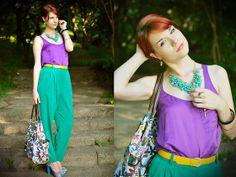 Colors..Period. (by Anaivilo B) http://lookbook.nu/look/3463141-Colors-Period