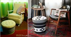 5 gallow bucket ideas | Gallon Bucket Ottoman | Five Gallon Ideas