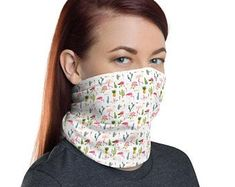 Dizenio on Etsy Buy Mask, Neck Warmer, Face Masks, Design Trends, Etsy Seller, Tube, Facials