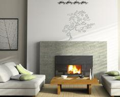 Malířská dekorační šablona Bonsai Color, Design, Home Decor, Decoration Home, Room Decor, Colour, Home Interior Design, Home Decoration