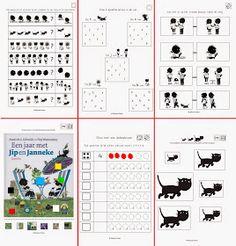 Werkboekje Jip en Janneke 4 Kids, Schmidt, Pre School, Childrens Books, Annie, Activities, Education, Dutch, Stage