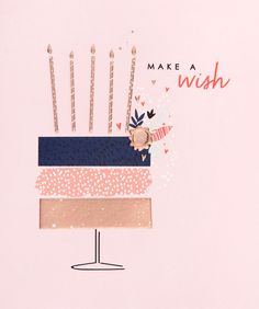 Beautiful Birthday Wishes, Happy Birthday Wishes Quotes, Happy Birthday Signs, Birthday Treats, Birthday Greeting Cards, Birthday Greetings, Cake Sparklers, Greeting Card Companies, Birthday Wallpaper