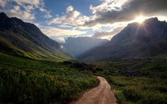 Jonkershoek, South Africa - one of my most favourite places! Would love to go back!!
