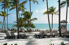 Beach at the Barcelo Bavaro Palace Deluxe