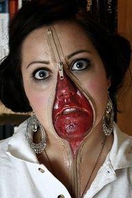 Freaky Halloween idea
