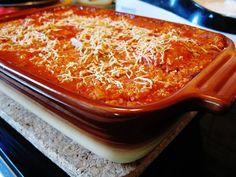 Gluten Free Vegan Zucchini Lasagna