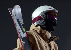 Forcite Alpine Ski Helmet Is Equipped With Camera And Communication Systems [Wearable Electronics: http://futuristicnews.com/tag/wearable/ Wearable Cameras: http://futuristicshop.com/category/wearable-video-cameras/]