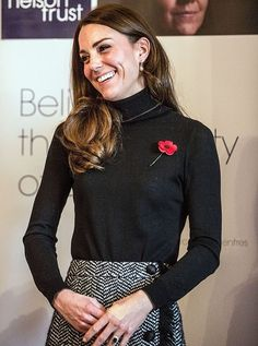 Catherine, Duchess of Cambridge visits The Nelson Trust Women's Centre