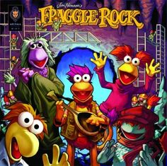 """""""Down in Fraggle Rock!!"""""""