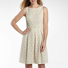 Heart this Jones Wear JC Penny dress. The price is right, too-- it's just $65.