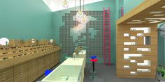 Oscar Opticiens Grenoble by Pinkeye, crossover designstudio