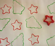 5 ideas for handmade Christmas wrapping paper