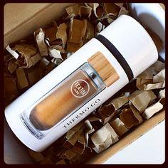 Ohhhh ♥️My thermo-go thanks @teatox #teatox #thermogo #thermoflasche #tea #berlin #holytea #healthy