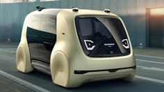 Modern Science: Self Driving Car for Near Future By VW