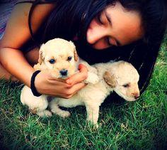 Mis bebes! Yo, Maxi y Wendy....Hermosos Bebés!