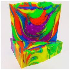 Bubblegum Scented Handcrafted Artisan Soap 1 Bar 300029