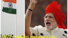 69th Independence day Modi's speech