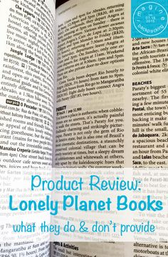 Lonely planet books, are they worth the cost and the weight in your backpack? Yes! Read what Lonely Planet books provide you, and what they don't, and where to turn if they can't for planning your next trip! @imaginebackpack // #travel #travelblog #backpacking #travelreview
