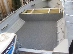 1968 12' foot Mirrocraft aluminum boat mod Page: 1 - iboats Boating Forums   359418