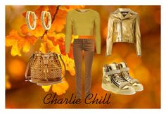 Pieces of Fall by charlie-chill featuring Topshop, Yves Saint Laurent, CIMARRON, Giuseppe Zanotti, MCM and Monet