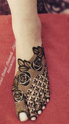 Khafif Mehndi Design, Rose Mehndi Designs, Mehndi Designs Feet, Latest Bridal Mehndi Designs, Full Hand Mehndi Designs, Mehndi Designs 2018, Mehndi Designs For Girls, Henna Art Designs, Mehndi Designs For Beginners
