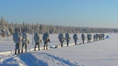 The Exercise COLD BLADE 2016 as a Multinational Helicopter Exercise of the HEP will be delivered by the Finnish Defence Forces.  Kuva: Puolustusvoimat.
