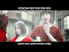 T-ara -- Hide & seek MV (Sub Español -- Hangul -- Roma) HD - YouTube