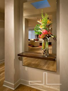 Entrance Foyer, Entry Hallway, Entryway, Modern Entry, Mudroom, Floating Shelves, New Homes, House, Bath