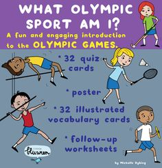 Olympics | Teach In A Box