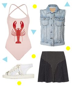 3 day-to-night looks for your next beach trip