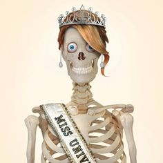 Miss Universe 100 years after