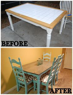 Need to do this to my table!