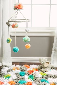 Looking for Yarn & Needle Arts projects? Visit Hobby Lobby for Yarn Projects For Baby: Rock-a-Bye Patterns project details. Diy Projects Videos, Yarn Projects, Dream Bedroom, Home Bedroom, Little Blessings, Nursery Decor, Nursery Ideas, Yarn Needle, Hobby Lobby