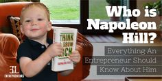 Have you ever wondered why some people are so successful when millions out there are breaking their backs to make ends meet?  This is one question that many wantrepreneurs and aspiring business people have been asking for years and thankfully, we have Napoleon Hill's works among us providing the answer.
