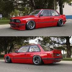 I'm down. Are you? Rocket bunny E30 from @trakyoto