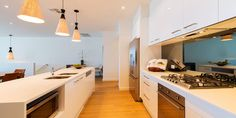 Hospital Home Lottery Grand Prize Showhome - Kitchen