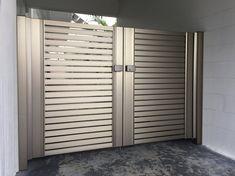 Gate Series — KunkelWorks Modern Front Gate Design, Iron Main Gate Design, Home Gate Design, Gate Wall Design, Gate Designs Modern, Grill Gate Design, House Main Gates Design, Door Design Interior, Main Door Design