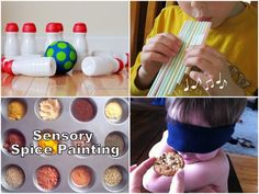 kitchen inspired activities for the kids - ideas for play right in your kitchen.