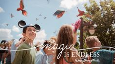 """Enter to Win a Walt Disney World Vacation in the """"Be Our Guest to Endless Magic Sweepstakes"""""""
