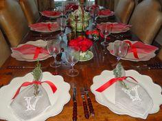 ~ christmas table 2013