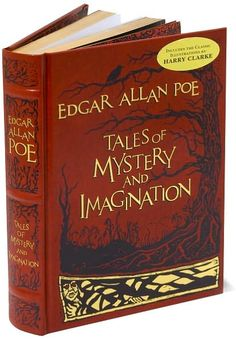 Edgar Allan Poe - Tales of Mystery and Imagination (Barnes & Noble Leatherbound Classics)