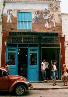 Havana Bakery in Cuba http://www.cuba-junky.com