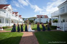 The Inn at Bay Harbor Wedding Venue Northern Michigan Lake Michigan Petoskey Photography | Amy + Terry photo