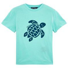 Chicos T-Shirt Estampado - Camiseta con estampado Turtles, Laguna front