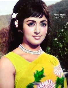 Lovely Girl Image, Girls Image, Indian Actress Images, Indian Actresses, Hema Malini, Bollywood Outfits, 80s And 90s Fashion, Most Beautiful Bollywood Actress, Real Beauty