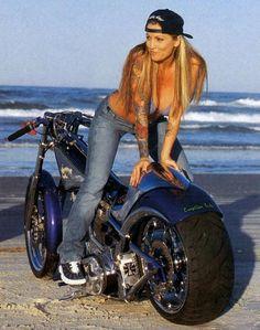 Sweet bike!