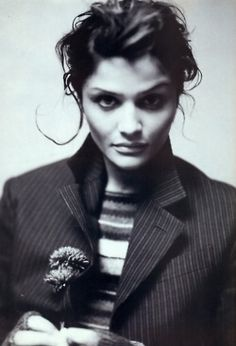 Helena Christensen ('93)  by Paolo Roversi